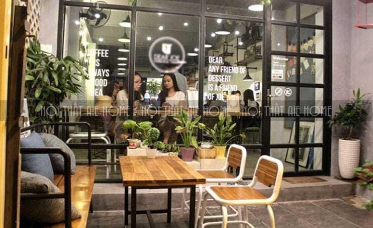 8 Mẹo thiết kế nội thất quán cafe mini - Nhu cầu khởi nghiệp 2017