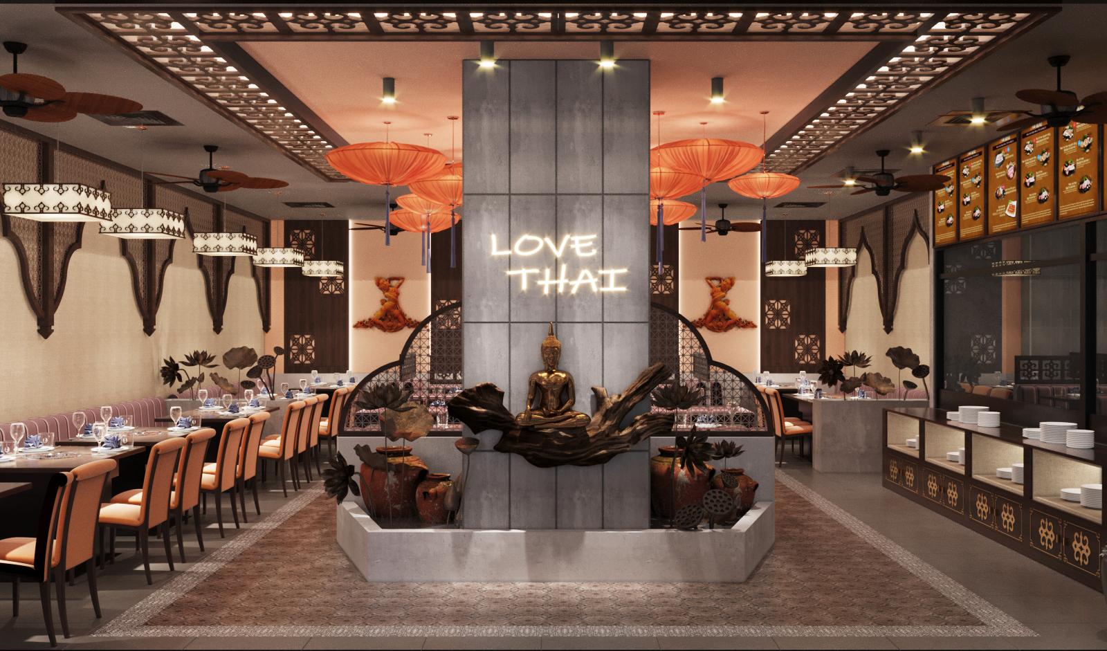 Nhà hàng Món Thái - Vincom Bà Triệu