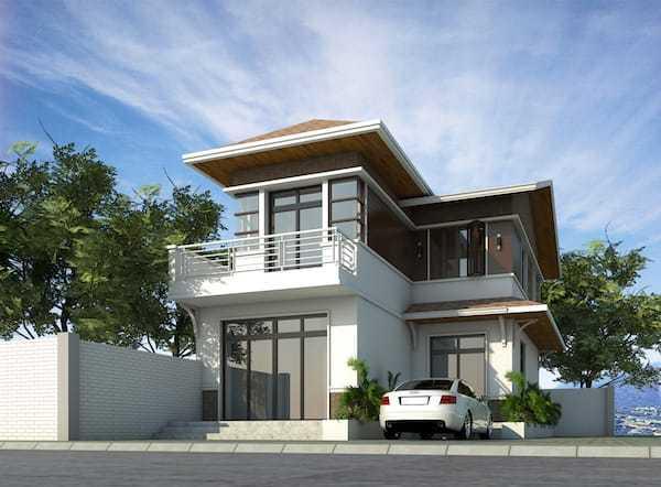 4 yếu tố quan trọng để có thiết kế biệt thự mini đẹp