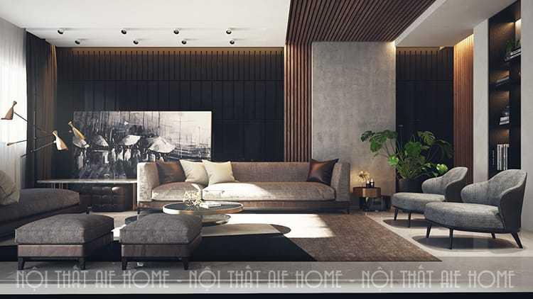 Báo giá thiết kế nội thất biệt thự phụ thuộc vào những yếu tố nào?