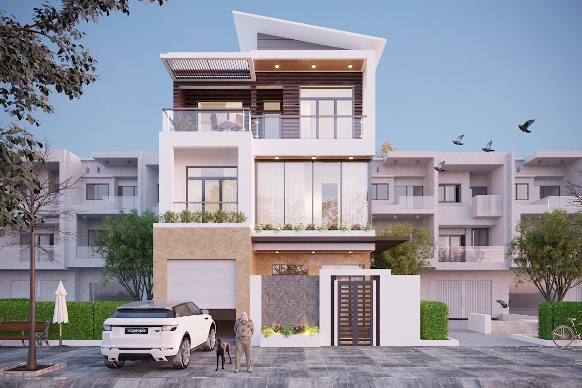 Biệt Thự Dệt May Nam Định
