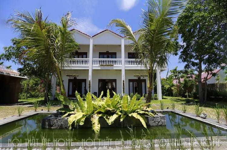 Thiết kế biệt thự nhà vườn - Bí quyết cho cuộc sống xanh đáng mơ ước