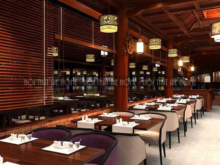 Cafe cổ điển - phong cách Nhật