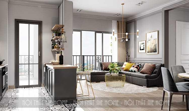 Thiết kế nội thất thông minh cho chung cư có diện tích nhỏ
