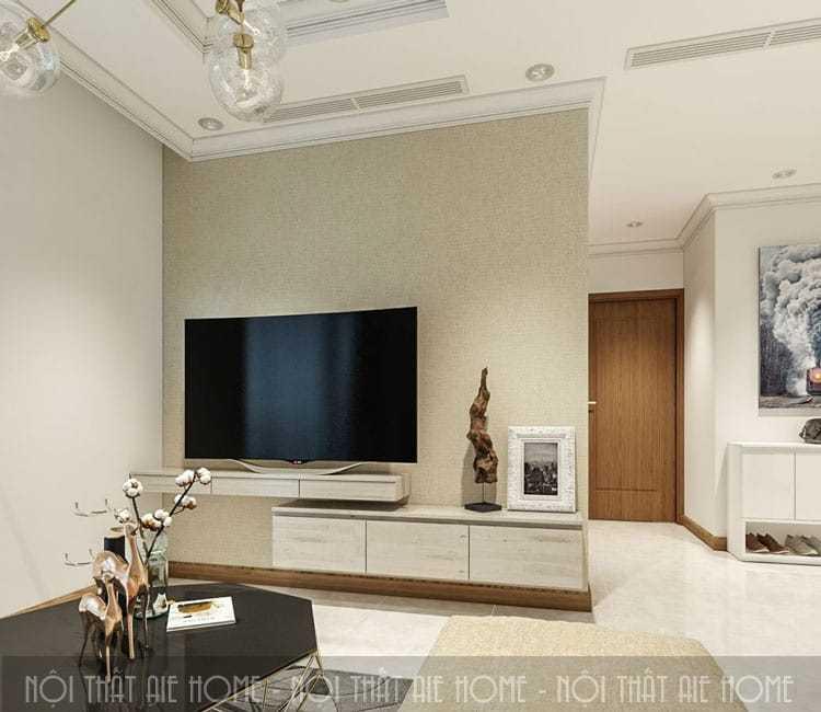 Các phong cách thiết kế nội thất chung cư 72m2, 66m2 được chuộng nhất hiện nay