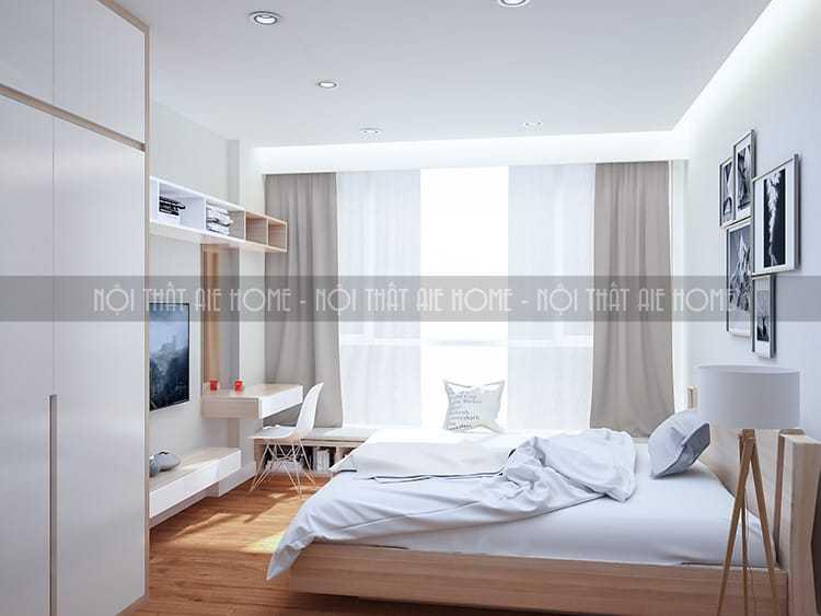 Thiết kế nội thất chung cư spark Dương Nội  - Anh Thực