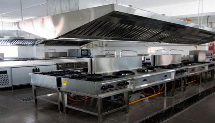 Tiêu chuẩn thiết kế bếp nhà hàng đẹp, hiện đại và thông minh