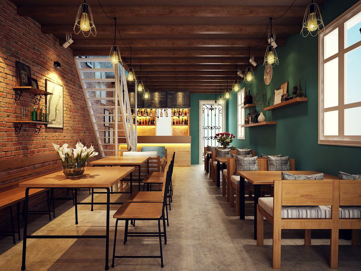4 bí quyết thiết kế nhà hàng bình dân ấn tượng thu hút thực khách