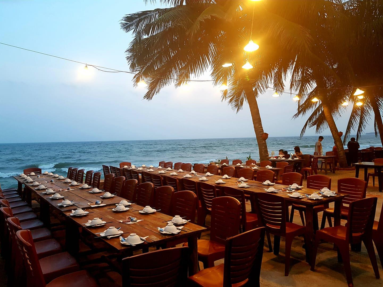 Ý tưởng thiết kế nhà hàng hải sản phong cách ấn tượng với 3 phong cách đơn giản