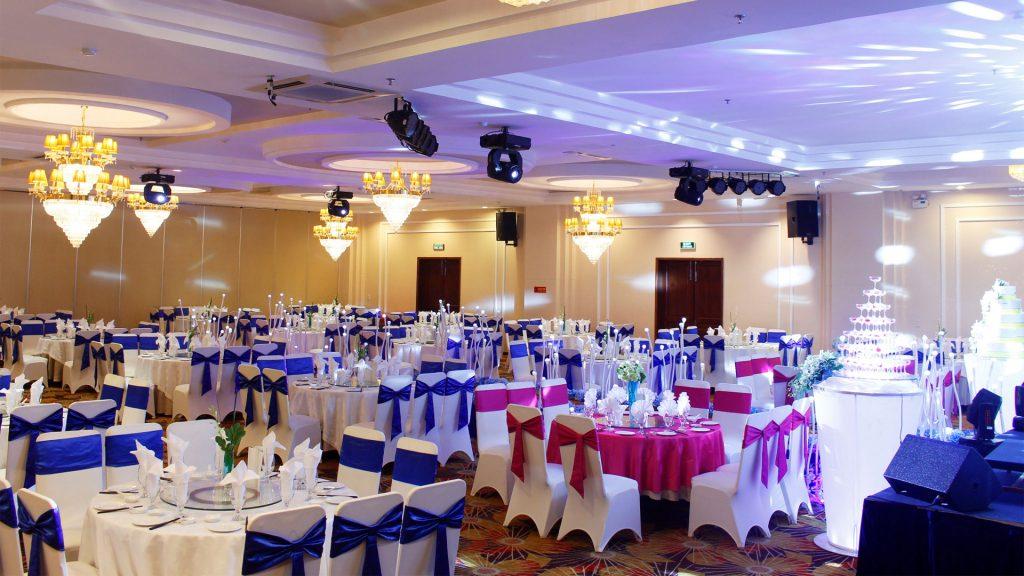 Bản vẽ thiết kế nhà hàng tiệc cưới cần đảm bảo những tiêu chuẩn gì?