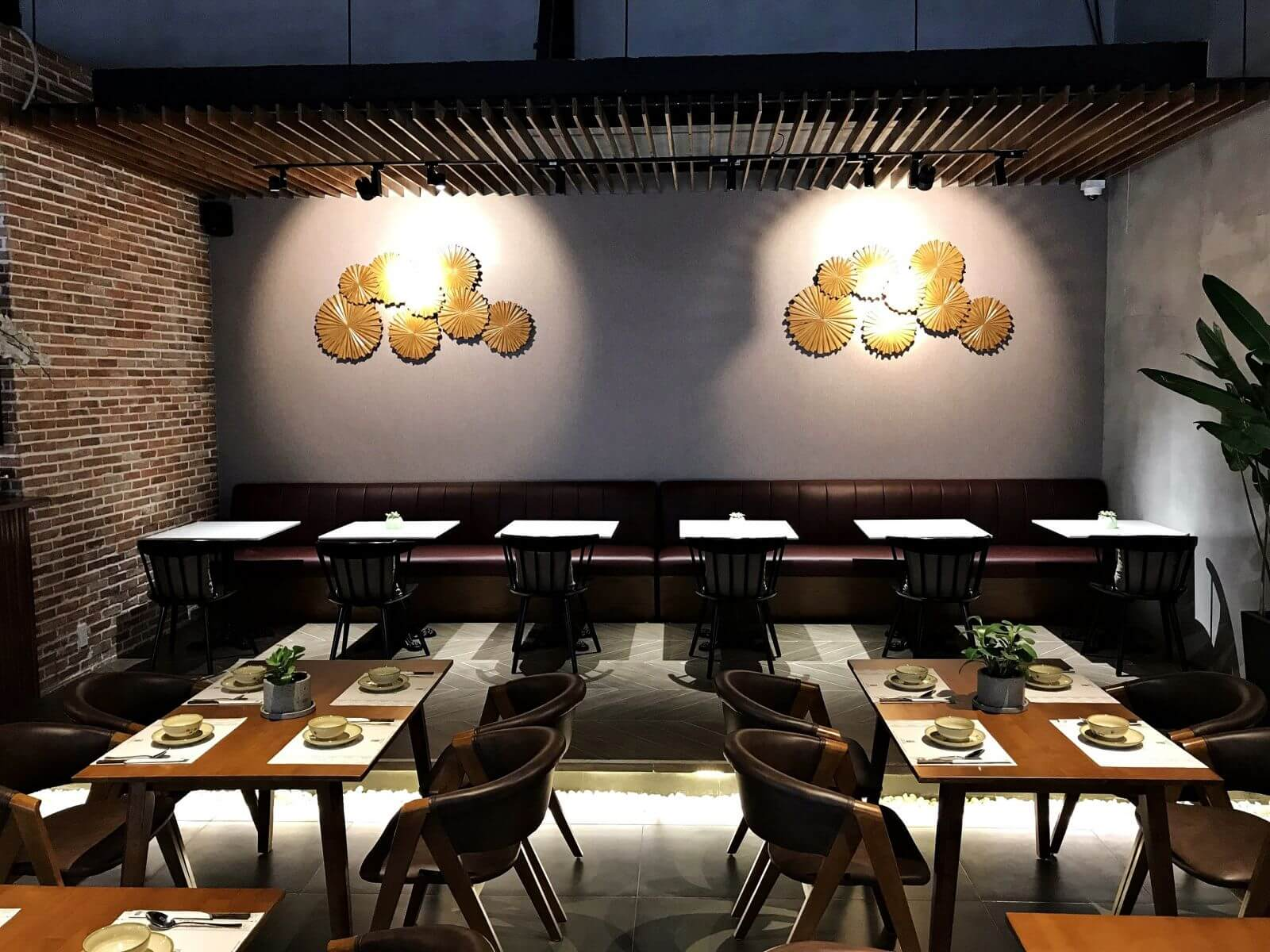 Thiết kế nhà hàng buffet - Mãn nhãn với 6 thiết kế ấn tượng nhất