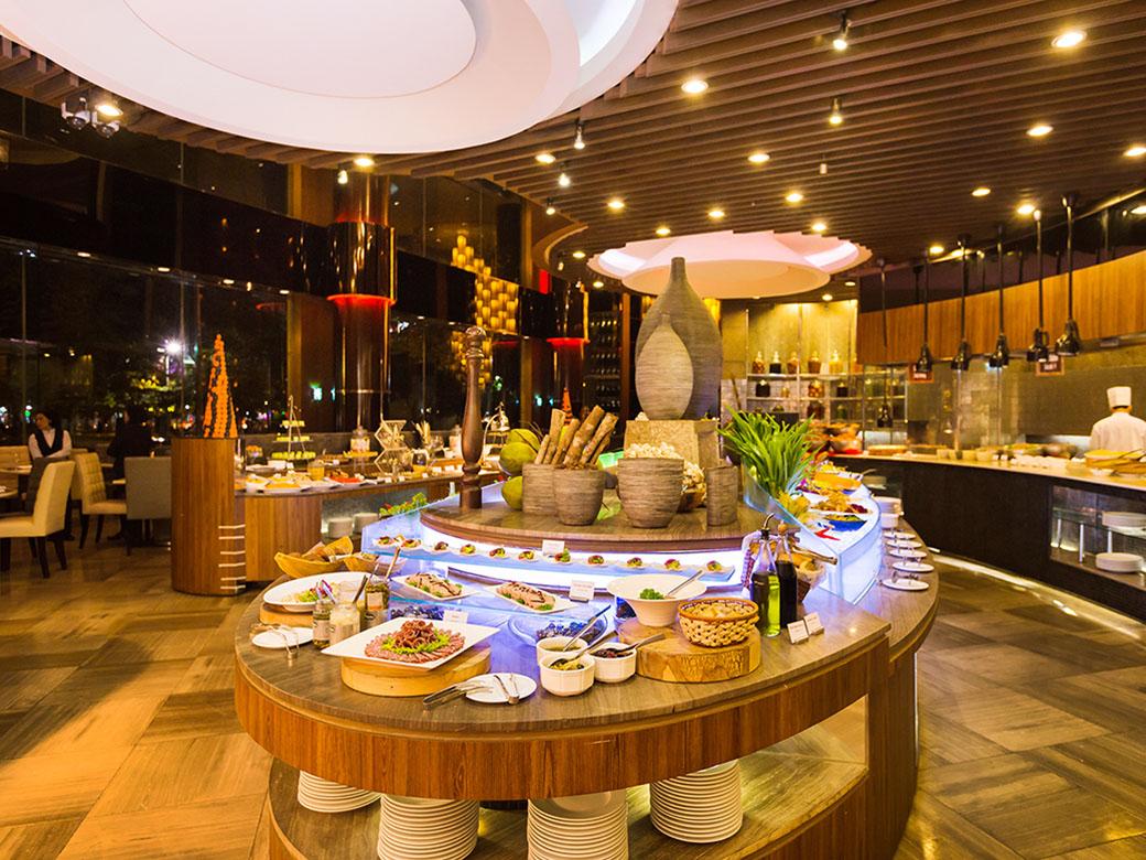 Thiết kế nhà hàng sang trọng - 5 mẫu nhà hàng hút khách nhất hiện nay
