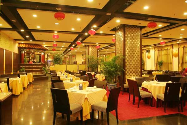 Khám phá những mẫu thiết kế nhà hàng Trung Hoa thịnh hành hiện nay