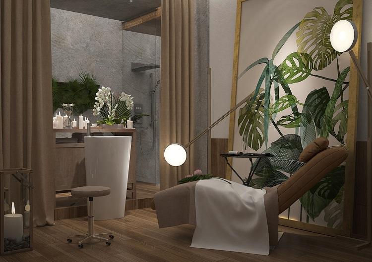 Bật mí phương án thiết kế spa yoga thu hút khách hàng nhất 2021