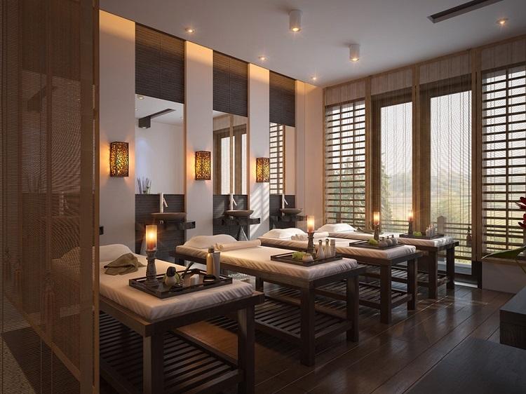 Khám phá 10 phong cách thiết kế spa đỉnh cao hút khách nhất