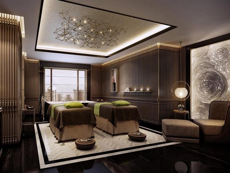Thiết kế spa hiện đại - Tổng hợp 14 thiết kế hút khách nhất hiện nay