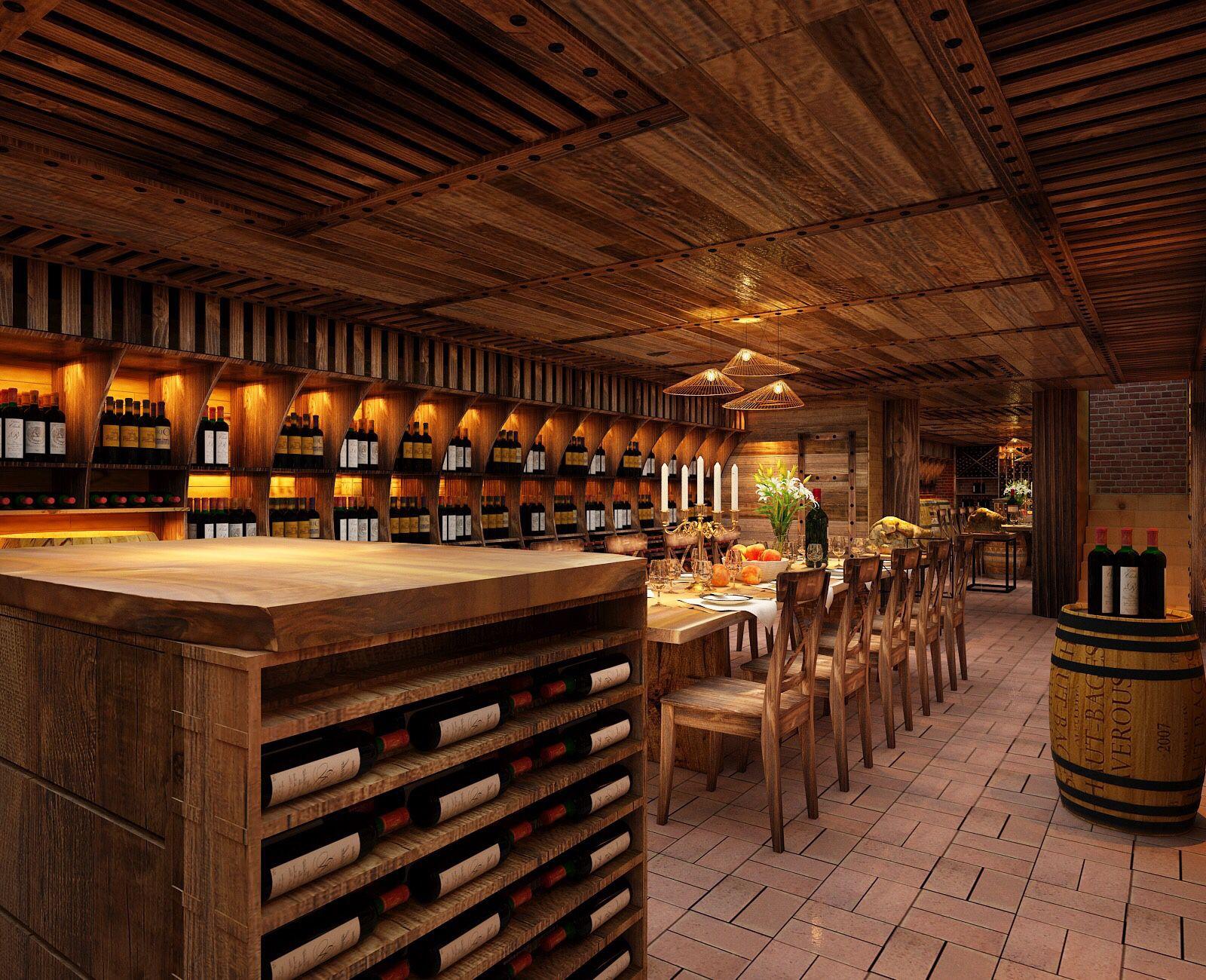 7 mẫu thiết kế nhà hàng rượu vang ấn tượng nhất tại Hà Nội và Sài Gòn