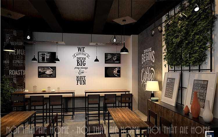 3 lý do khiến bạn nhất định phải lập kế hoạch thiết kế quán cafe