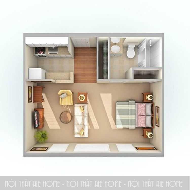 Tổng hợp các mẫu nhà chung cư mini đáp ứng nhu cầu cuộc sống của nhiều người
