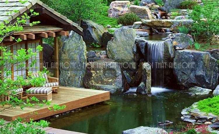 Một số mẫu thiết kế biệt thự sân vườn đặc sắc