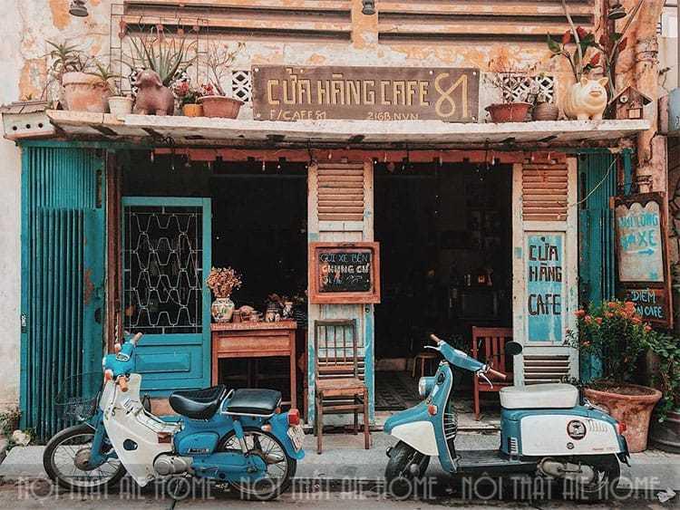 Thiết kế quán cafe nhà phố hút khách, đừng bỏ qua những lưu ý này