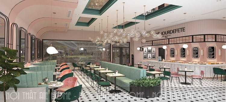 6 nguyên lý thiết kế quán cafe cần biết nếu không muốn kinh doanh thua lỗ