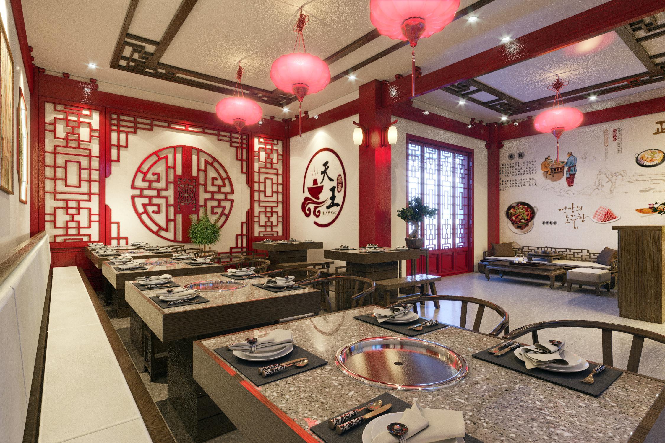 Nhà hàng lẩu Buffet Trung Hoa - 35 Lê Văn Thiêm