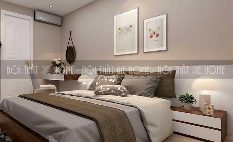 Những điều lưu ý khi thiết kế phòng ngủ biệt thự đẹp hiện đại