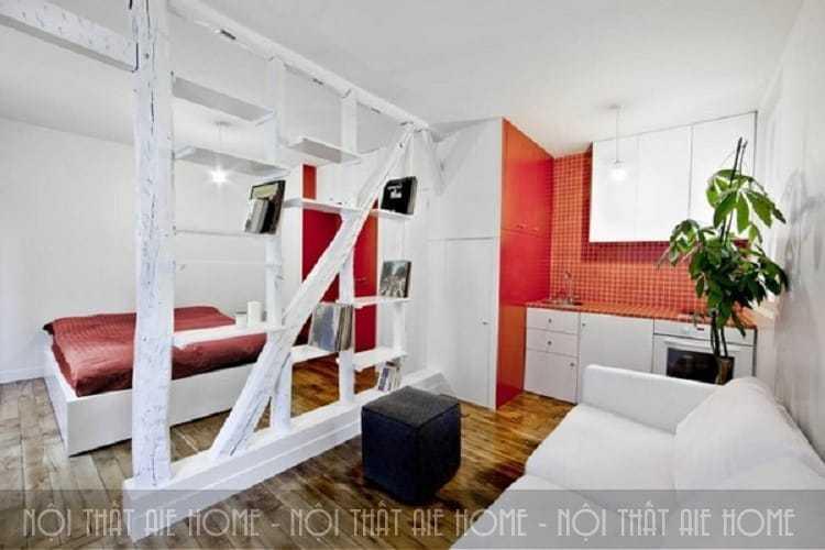 Tổng hợp các mẫu thiết kế nội thất chung cư nhỏ ấn tượng