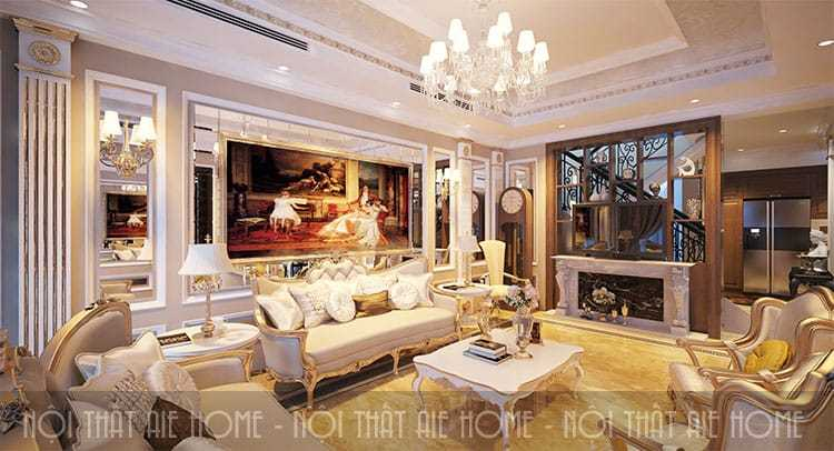 5 phong cách thiết kế nội thất chung cư hot nhất 2017