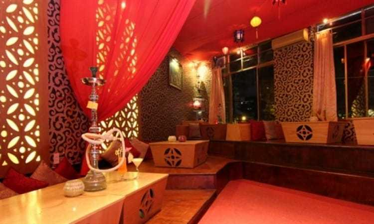 Thiết kế quán cafe shisha hướng kinh doanh mới cực hút khách