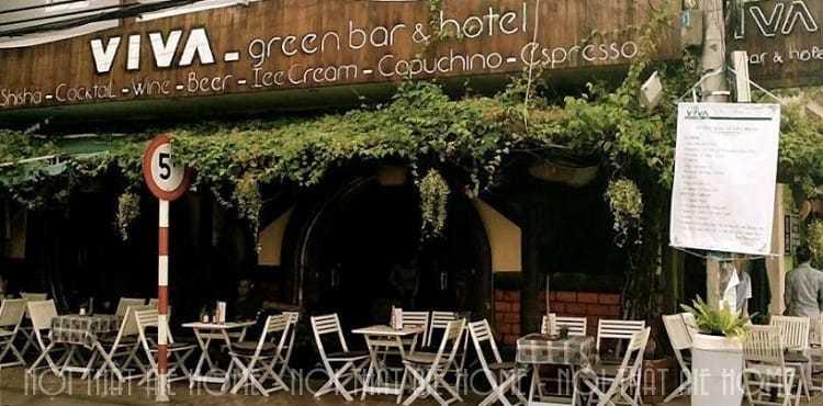 5 lưu ý giúp bạn thiết kế quán cafe vỉa hè hút khách