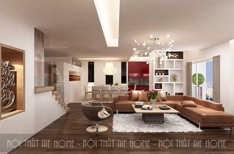 Những phong cách thiết kế thi công nội thất biệt thự ấn tượng nhất