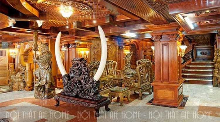20+ mẫu thiết kế biệt thự gỗ ấn tượng và đắt đỏ bậc nhất