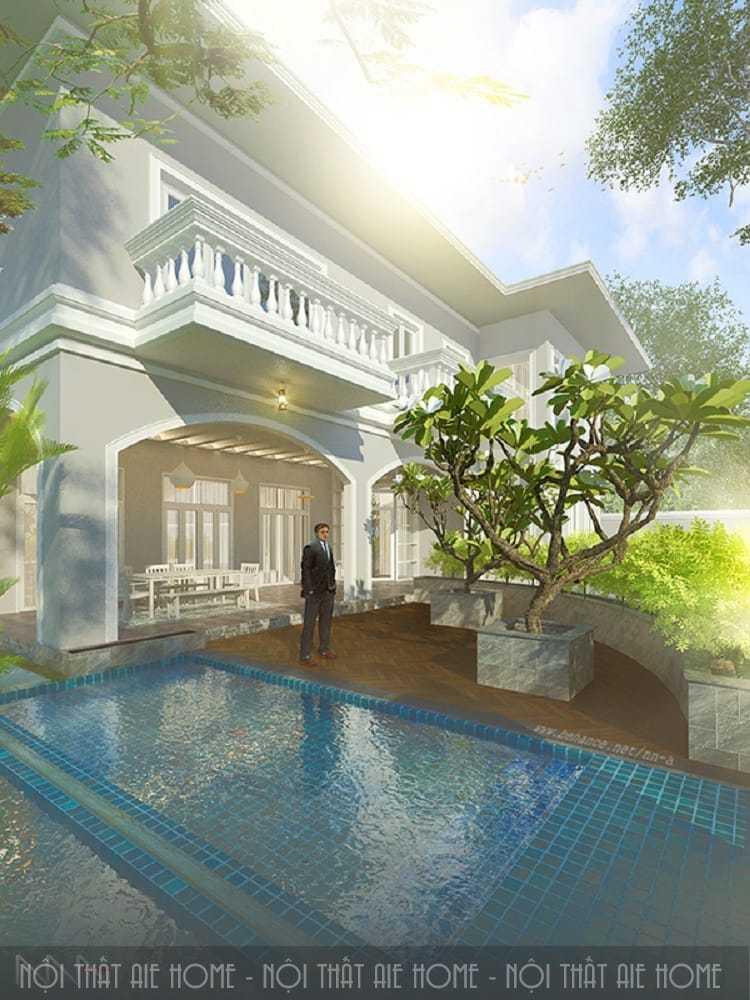 Đơn vị thiết kế biệt thự Hà Nội uy tín giá tốt nhất 2018