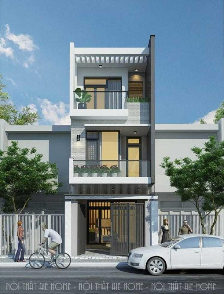 Thiết kế biệt thự nhà phố không thể bỏ qua 3 nguyên tắc sau đây