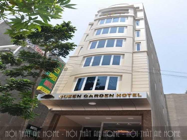 3  mẫu thiết kế khách sạn 1 sao được đánh giá cao nhất hiện nay