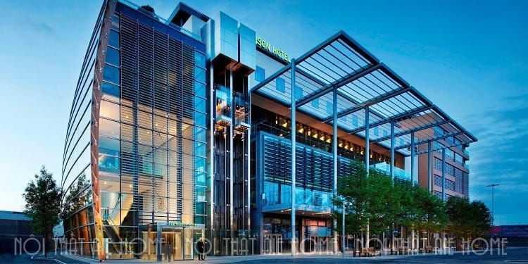 Cẩm nang thiết kế khách sạn 4 sao từ A đến Z – Thiết kế AIE HOME