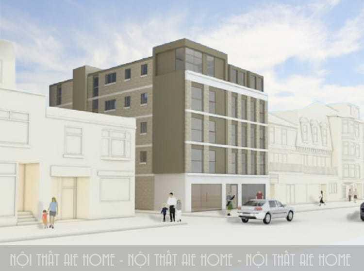 Cập nhập những xu hướng thiết kế khách sạn 5 tầng được ưa chuộng hiện nay