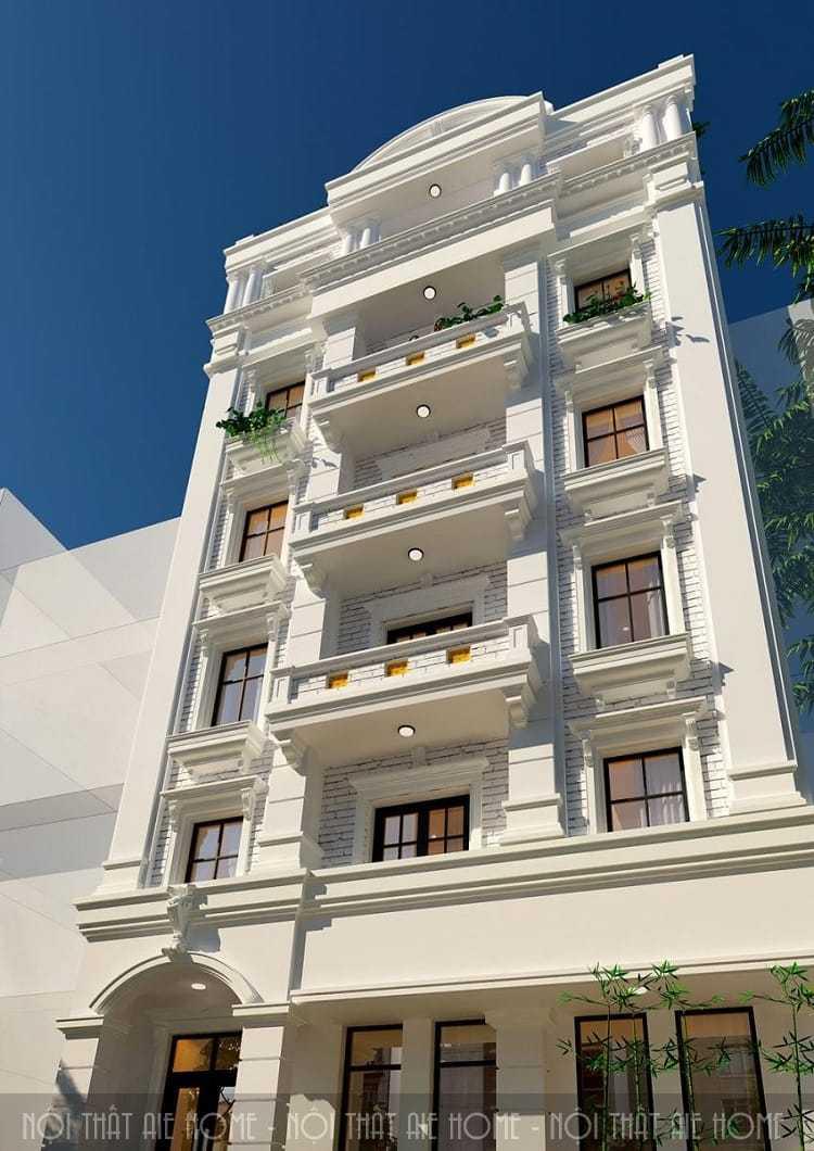 Cẩm nang thiết kế khách sạn mini đẹp, hiện đại vạn người mê