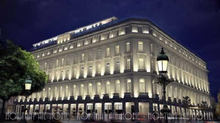 3 lưu ý quan trọng khi thiết kế khách sạn tân cổ điển nhà đầu tư cần biết