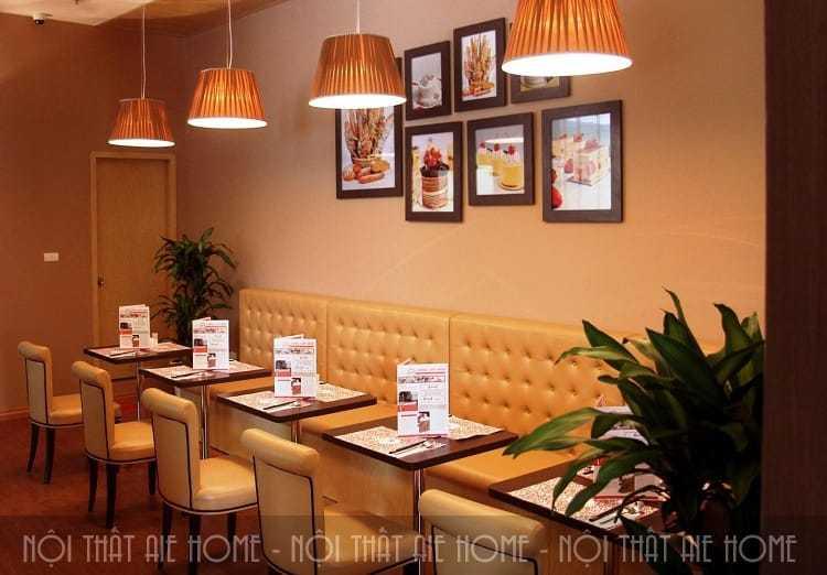 """Thiết kế nhà hàng cafe """"mê hoặc"""" mọi thực khách"""