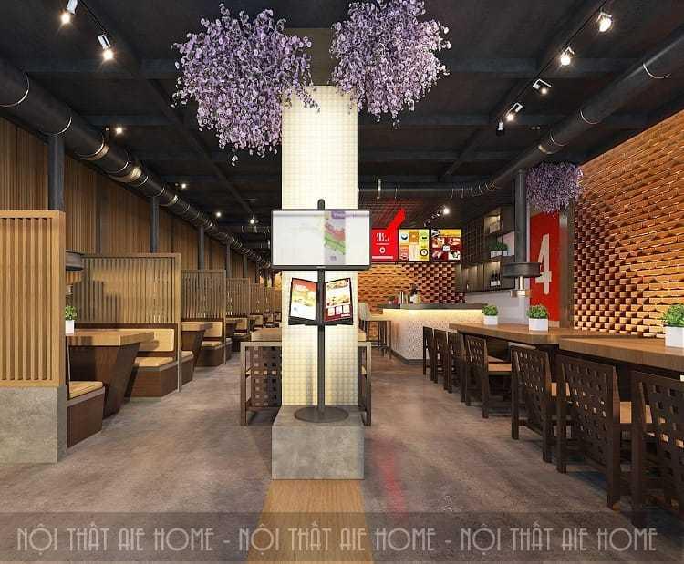 Cẩm nang thiết kế nhà hàng Nhật Bản thu lợi nhuận cao
