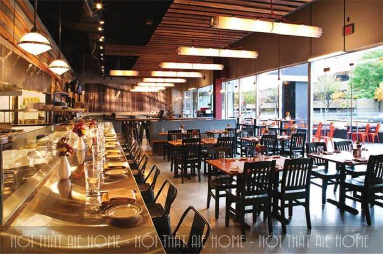 Thiết kế nhà hàng quán bia các tiêu chuẩn cần nắm được