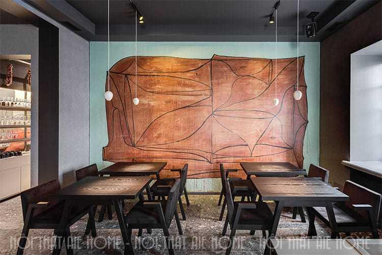 Thiết kế nhà hàng Venus