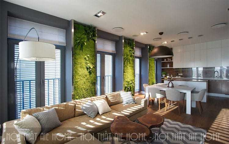 4 lưu ý nhất định phải biết khi thiết kế nội thất nhà chung cư
