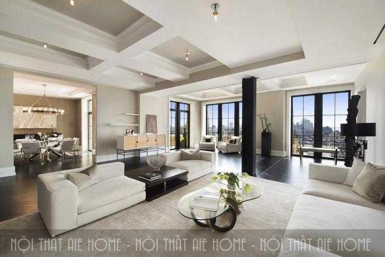 Dịch vụ thiết kế nội thất nhà chung cư cao cấp số 1 hiện nay