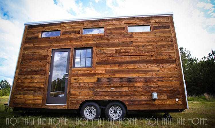 Độc đáo với thiết kế nội thất nhà nhỏ đẹp mê hồn