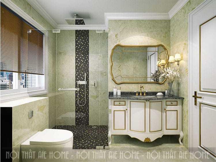Thiết kế nội thất tân cổ điển - Chị Hoà, VINHOMES