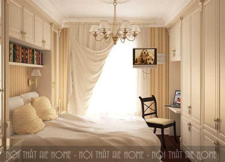 Những tip thiết kế phòng cưới nhỏ cực hay